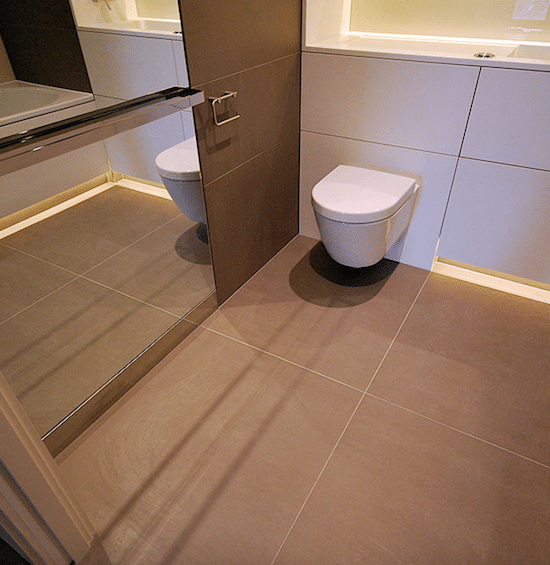 Tiling services in Kingston bathroom