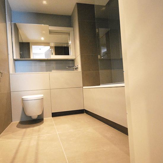 bathroom tiling in Kingston