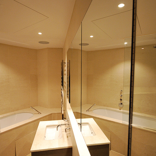 Tiling services in Kensington Bathroom