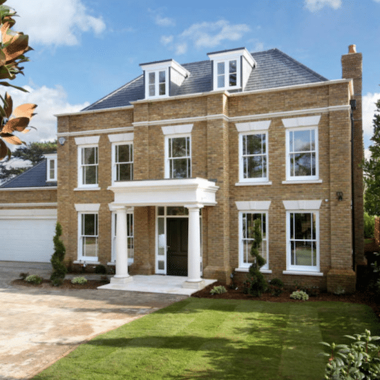 External Tiles in Home in London