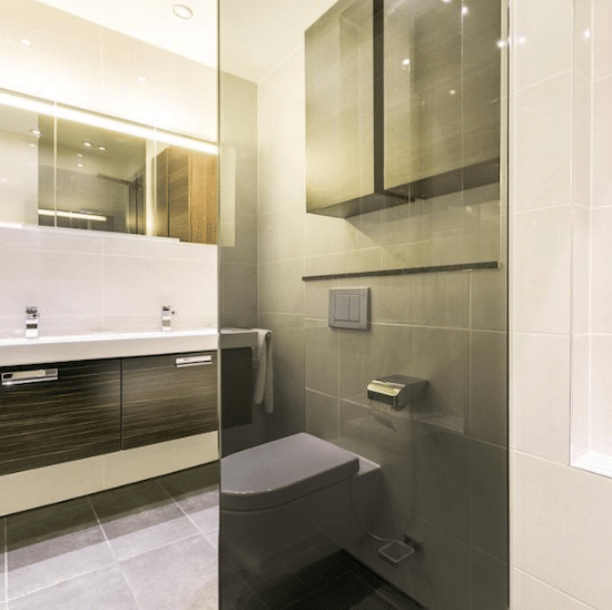 bathroom tilers london