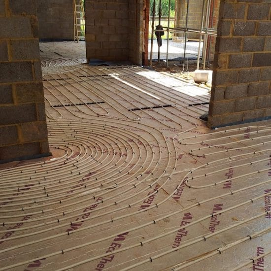 Underfloor Heating companies London