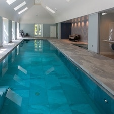 swimming pool tilers london
