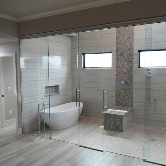 wetroom fitters london